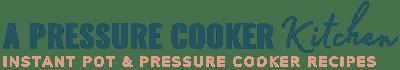 A Pressure Cooker Kitchen