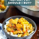Which Instant Pot Should I Buy?